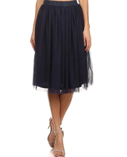 shop skirts miami shop tulle skirt tulle knee length