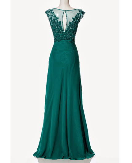 Green Evening Dress, Shop Mother of the Bride Dress Miami, Shop ...