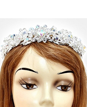 Rhinestone Hairpiece