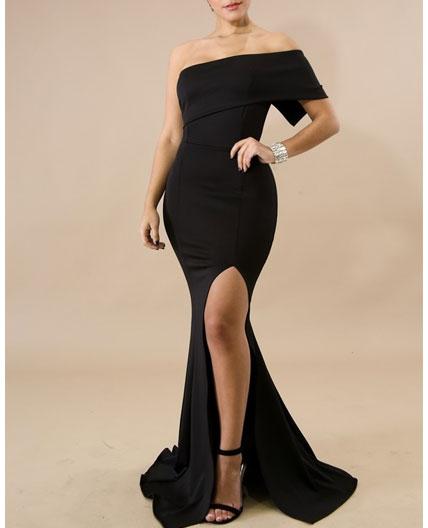 Shop Black Prom Dress Miami Affordable Prom Dress Miami Black One