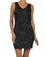 Sequins Mini Dress- 2 Colors