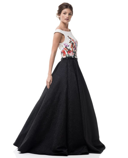 Shop Ball Gowns Miami, Mother of the Bride Dress Miami, Evening ...