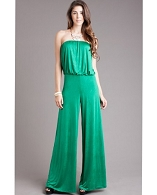 Strapless Jumpsuit- 3 Colors