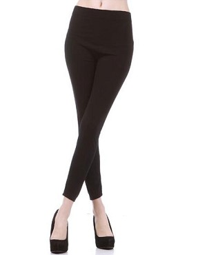 Seamless Basic Full Length Leggings- 4 Colors