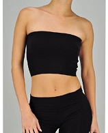 Seamless Bandeau Top- 6 Colors